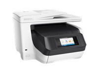 HP, OfficeJet, Pro, 8730, All-in-One, MFP, Colour, A4, Printer,