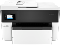 HP, Office, Jet, 7740, Format, e-AIO,