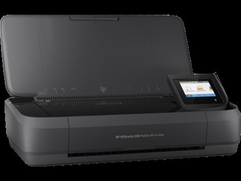 HP, OfficeJet, 250, Mobile, All-in-One, Multifunction, Colour, Inkjet, Printer,