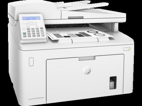 HP, M227FDN, A4, 28ppm, Mono, Laserjet, Pro, MFP,