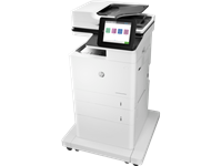 HP, Colour, A4, Laserjet, Enterprise, 60ppm, MFP, M632FHT, Printer,