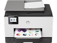 HP, Officejet, Pro, 9020, A4, 39ppm, All, in, One, Inkjet, Printer,