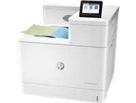 Hewlett-Packard, CLR, LJ, MANAGED, MFP, E85055DN, PRINTER,