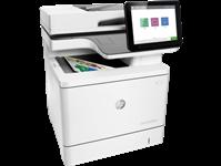 HP, M578DN, A4, 38ppm, Colour, Laserjet, MFP,