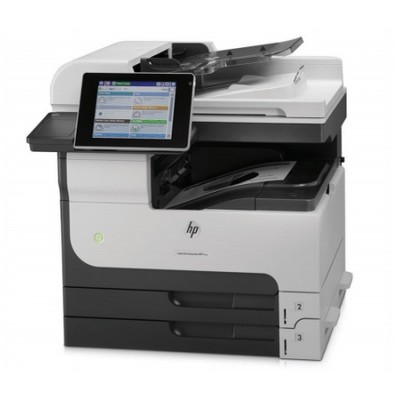 HP, LaserJet, Enterprise, MFP, M725DN, Mono, A3, Duplex, Laser, Printer,