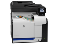 HP, LaserJet, Pro, M570DW, MFP, 500, Colour, A4, Printer,