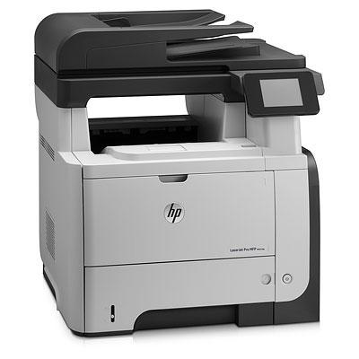 HP, LaserJet, Pro, MFP, M521dw, Mono, A4, Laser, Printer,