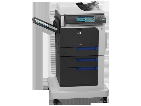 HP, LaserJet, Enterprise, CM4540f, MFP, Colour, A4, Printer,