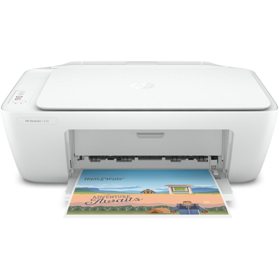 HP, DESKJET, 2330, A4, Colour, Inkjet, MFP,