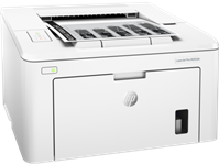 HP, Laserjet, M203DW, 28ppm, Mono, Duplex, WiFi, Laser, Printer,