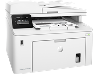 HP, Laserjet, PRO, M227FDW, 28ppm, MFP, Mono, WiFi, Laser, Printer,