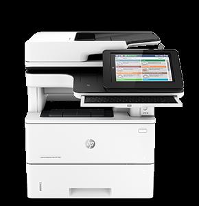 HP, LaserJet, Enterprise, MFP, M527F, Mono, A4, Laser, Printer,