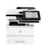 HP, LaserJet, Enterprise, MFP, M527F, Mono, A4, Laser, Printer,