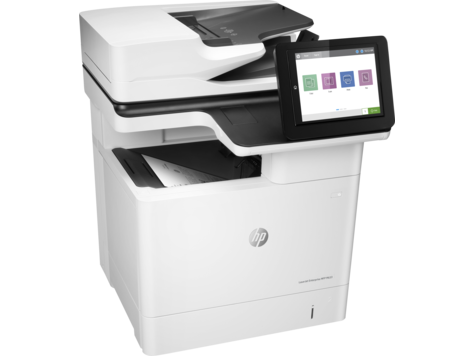 HP, M633FH, Mono, A4, 71ppm, Duplex, laser, MFP,