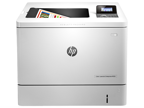 HP, LaserJet, Enterprise, M553dn, A4, Colour, Laser, Printer,