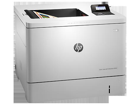 HP, LaserJet, Enterprise, M553n, A4, Colour, Laser, Printer,