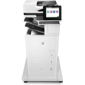 HP, M633z, LaserJet, Enterprise, Flow, A4, 71ppm, Mono, MFP, Laser,