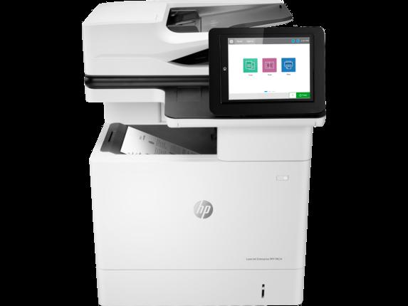 Hewlett-Packard, LaserJet, Enterprise, MFP, M634dn,