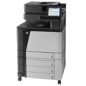 HP, LaserJet, Enterprise, flow, M880z, MFP, Colour, A3, Laser, Printer,