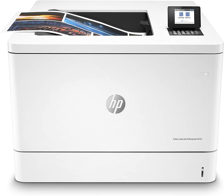 Hewlett-Packard, COLOR, LASERJET, ENT, M751DN,