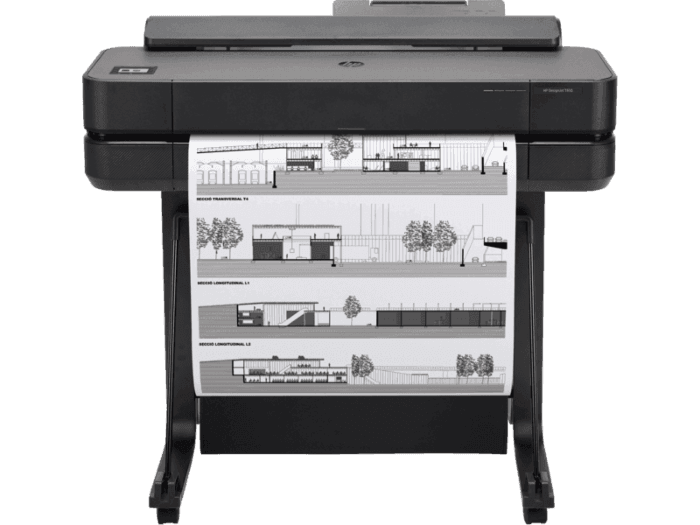 HP, DesignJet, T650, A1, 24-in, 4, ink, Printer, plus, Bonus,