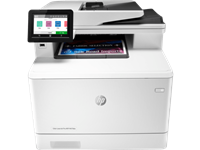 HP, Colour, A4, Laserjet, Pro, 30ppm, MFP, M479DW, Printer,