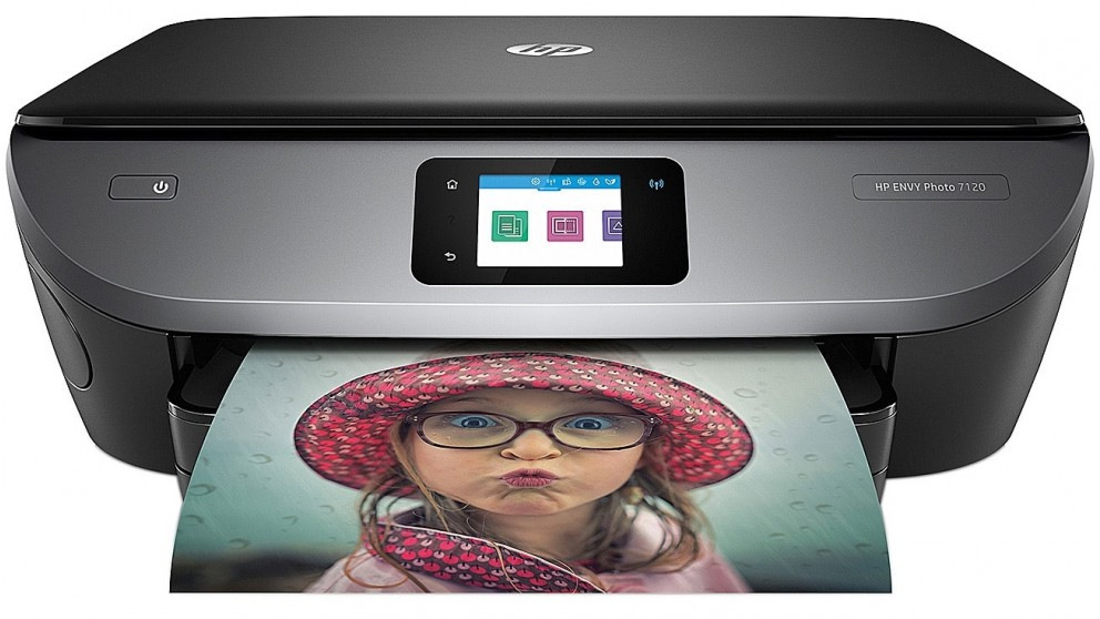 Hewlett-Packard, ENVY, PHOTO, 7120, 21pm, AIO, PRINTER,
