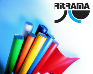 Ritrama, Cast, Vinyl, 670, 10, year, 50, mic., -, 1220mm, wide, x, 50M, -, White,