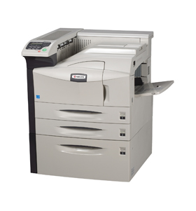 Kyocera, FS-9530DN, A3, 26ppm, Laser, Printer, with, duplex, and, network,