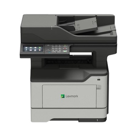 LEXMARK, MX421ADE, 40PPM, NET, USB, 4.3IN, LCD, A4, MONO, LASER, MFP, 1YR, ADV, EXCH, NBD,