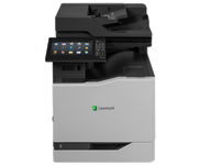 LEXMARK, CX825DE, 55ppm, A4, COLOUR, LASER, Multifunction,