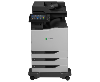 LEXMARK, CX860DTE, A4, 57ppm, COLOUR, LASER, Multifunction,