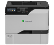 Lexmark, CS725DE, 47ppm, Colour, A4, Laser, Printer,