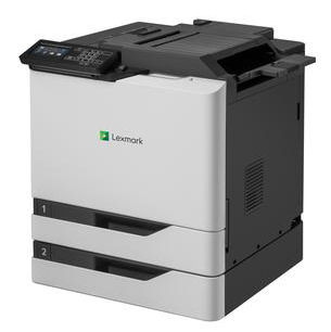 LEXMARK, CS820DE, 57PPM, A4, Colour, laser, Printer,