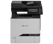 Lexmark, CX725dhe, MFP, Colour, A4, Laser, Printer,