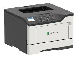 LEXMARK, MS521DN, 44ppm, A4, Mono, Laser, Printer,