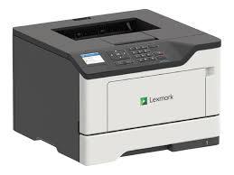 LEXMARK, MS521DN, 44ppm, A4, Mono, Laser, Printer,