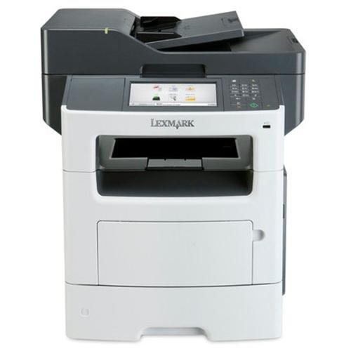 Lexmark, MX511dhe, Mono, Laser, Multifunction,