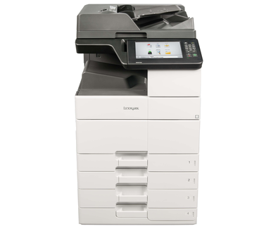 Lexmark, MX911dte, Multifunction, Mono, A3, Laser, Printer,