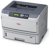 OKI, B820N, Mono, A3, 35ppm, Network, PCL, 630, sheet, Laser, Printer,