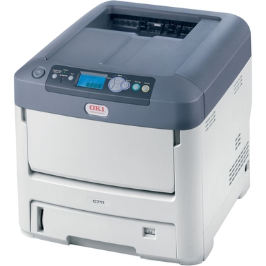 OKI, C712DN, Colour, A4, 36PPM, Duplex, Laser, Printer,