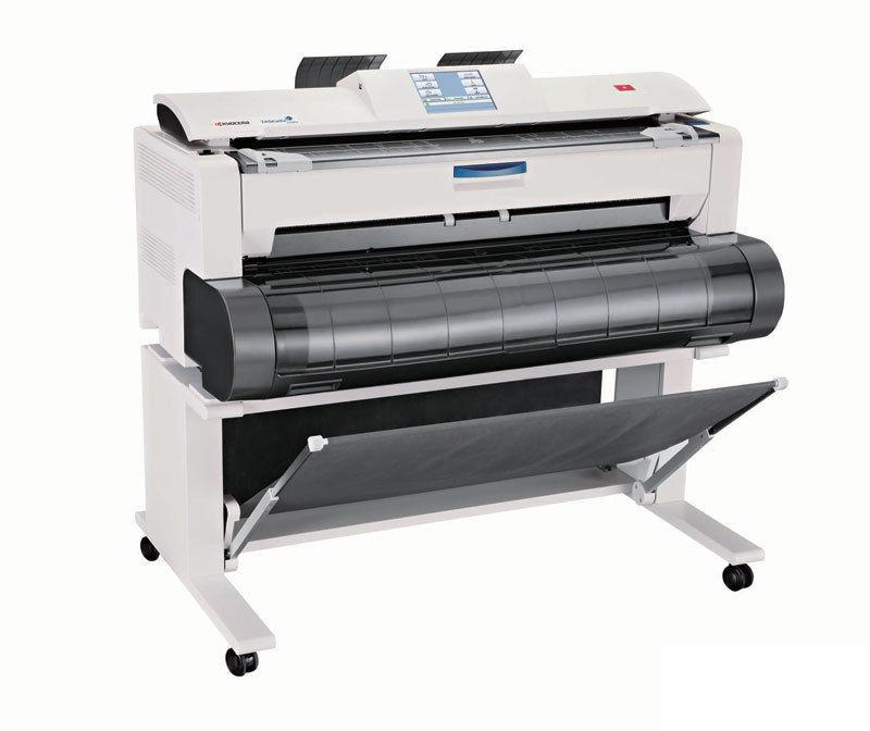Kyocera, TASKalfa, 2420w, A0, 36, 2.4m, Per, Minute, Laser, Multifunction,