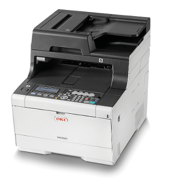 OKI, MC563DN, A4, 30ppm, Colour, Laser, Multifunction, Printer,