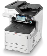 OKI, MC853dn, A3, 23ppm, Colour, Duplex, Laser, MFP,