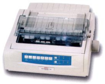 OKI, 720, -, PR720, 80, Column, Printer,