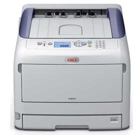 OKI, C831N, Colour, A3, Laser, Printer,