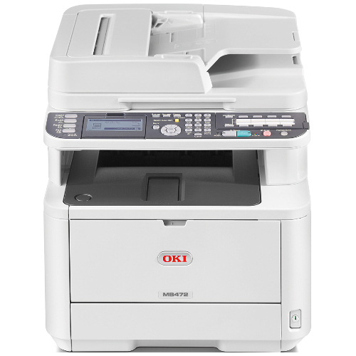 OKI, MB472dnw, A4, Mono, LED, MFP, 33ppm, Laser, Printer,