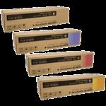 Fuji, Xerox, SC2022, set, of, 4, MPS, toners, (12.5K, B, 14K, M, 14K, C, 14K, Y),