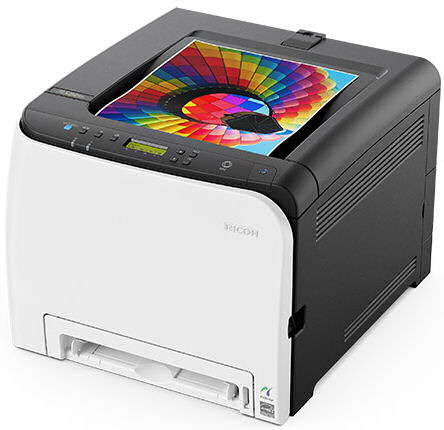 Ricoh, SPC262DNW, A4, 21ppm, Colour, Laser, Printer,
