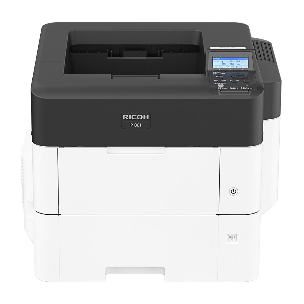 Ricoh, P, 801, A4, 60ppm, Mono, Laser, Printer,